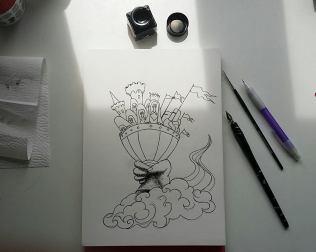 brassica spamalot ink tammyttalks