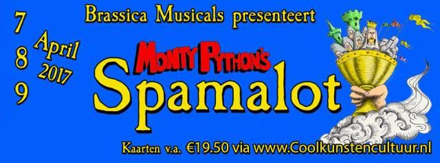 spamalot logo tammyttalks musical