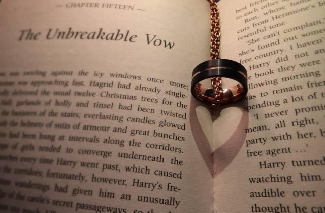 the unbreakable vow TammyTTalks